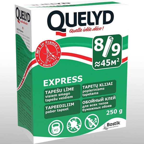 Bostik DIY Estonia Kaunistus Quelyd Express product image