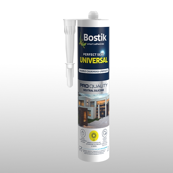 Bostik DIY Estonia Perfect Seal Universal Silicone N product image