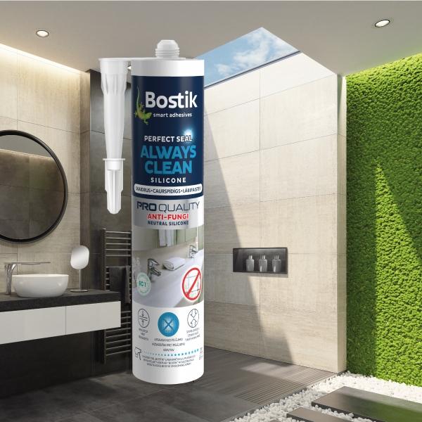 Bostik DIY Estonia Perfect Seal range teaser image
