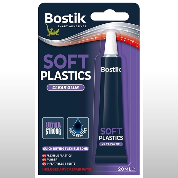 Bostik DIY Malaysia Repair Assembly Soft Plastic product image