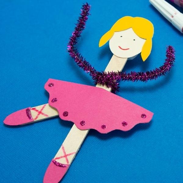 Bostik DIY Singapore Ideas That Stick ballerina step 5