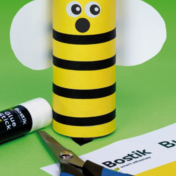 Bostik DIY South Africa Tutorial Buzzy The Bee step 2