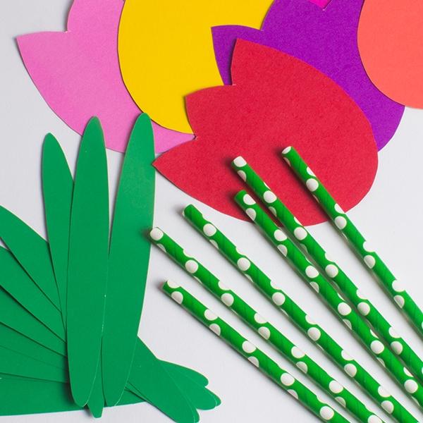Bostik DIY South Africa Tutorial Spring Tulip step 3