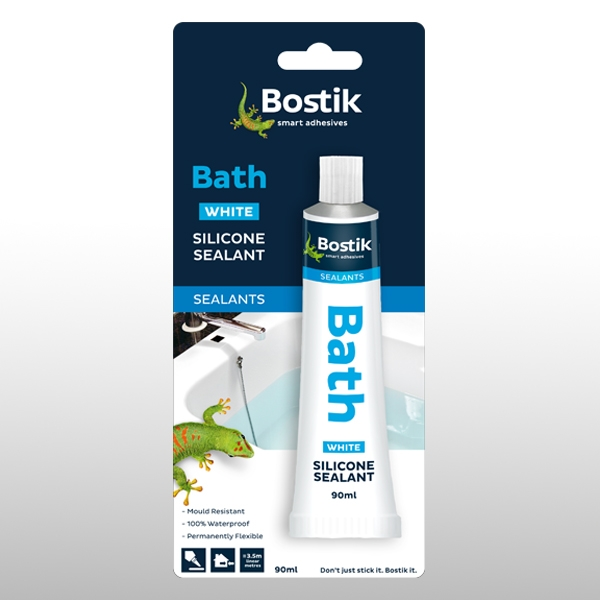 Bostik DIY South Africa Sealants - Bath Silicone Sealant product teaser
