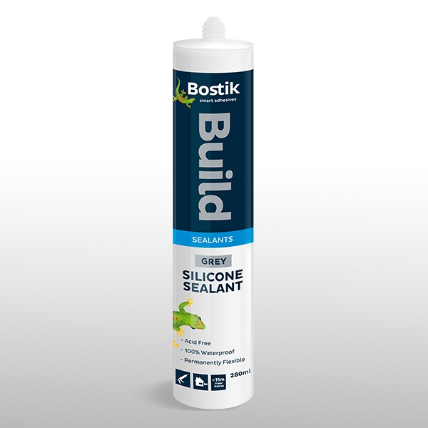 Bostik DIY South Africa Sealants - Build Silicone Sealant product teaser