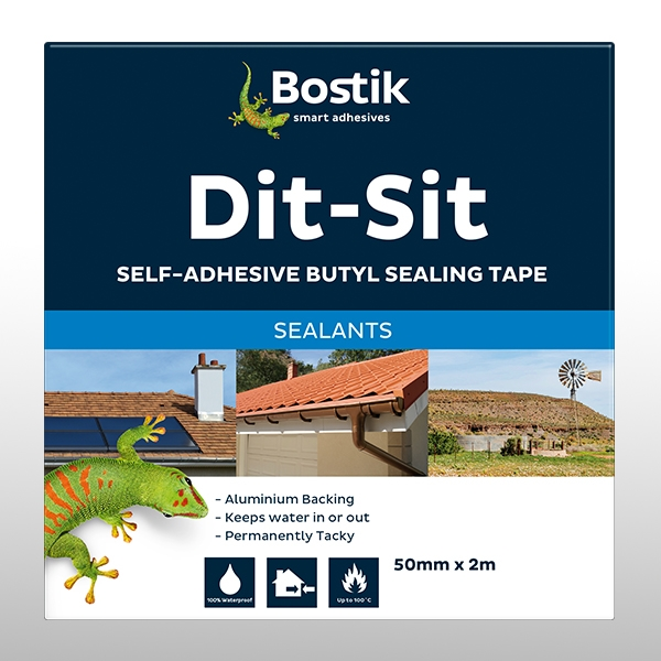 Bostik DIY South Africa Sealants - Dit-Sit product teaser