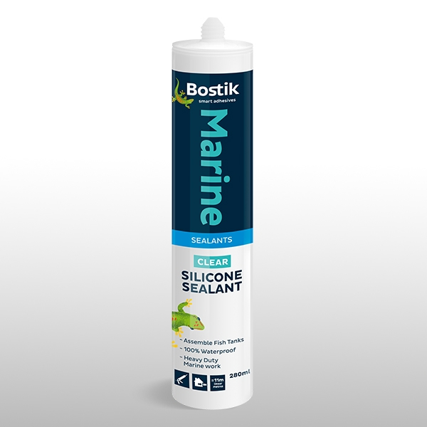 Bostik DIY South Africa Sealants - Marine Silicone Sealant product teaser