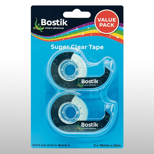 Bostik DIY South Africa Stationery - Super Clear Stationery Tape product teaser