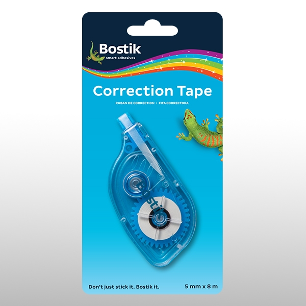 Bostik DIY South Africa Stationery - Correction Tape product teaser