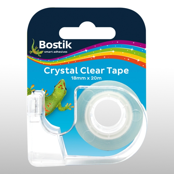 Bostik DIY South Africa Stationery - Crystal Clear Stationery Tape product teaser