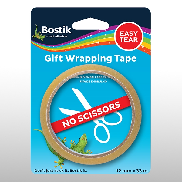 Bostik DIY South Africa Stationery - Gift Wrapping Tape product teaser