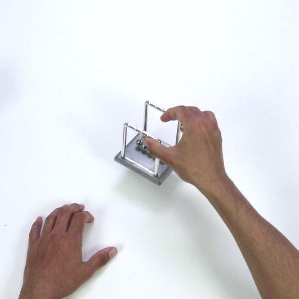 repairing a metal object