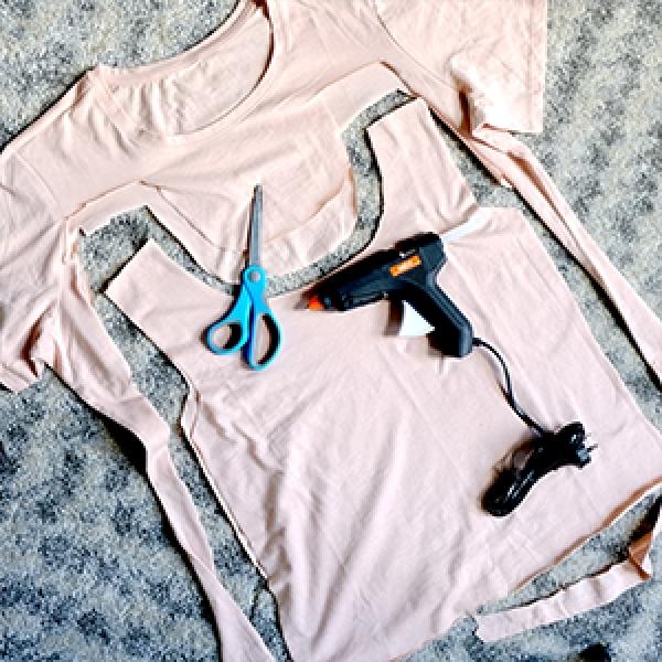 Bostik DIY Singapore Ideas That Stick Eco Bag step 1