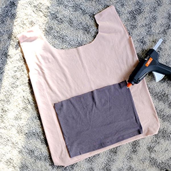 Bostik DIY Singapore Ideas That Stick Eco Bag step 2