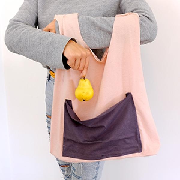 Bostik DIY Singapore Ideas That Stick Eco Bag step 3