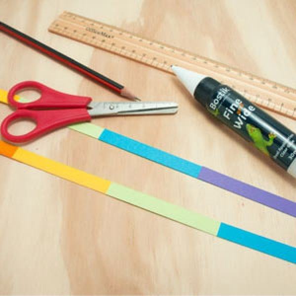 Bostik DIY Singapore Ideas That Stick Snake step 2