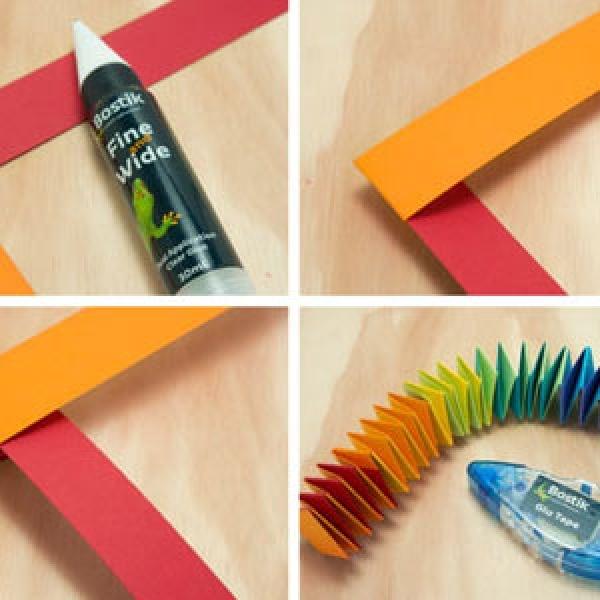 Bostik DIY Singapore Ideas That Stick Snake step 3
