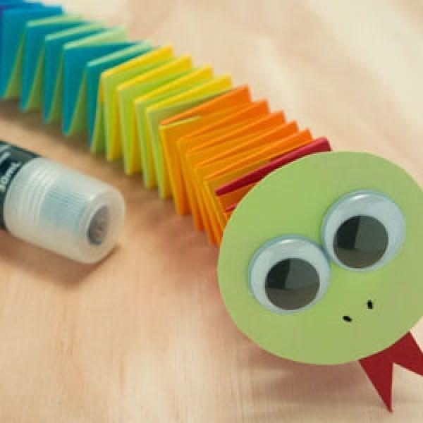 Bostik DIY Singapore Ideas That Stick Snake step 5
