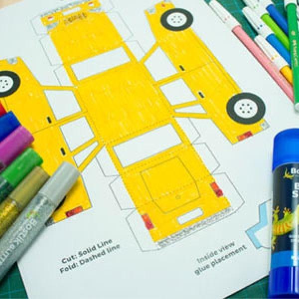 Bostik DIY Singapore Ideas That Stick Car step 2