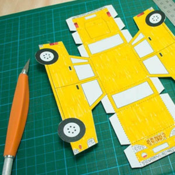 Bostik DIY Singapore Ideas That Stick Car step 3