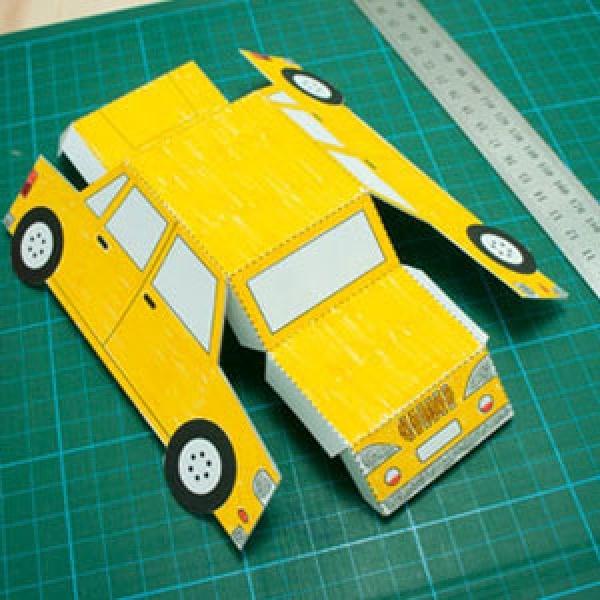 Bostik DIY Singapore Ideas That Stick Car step 4
