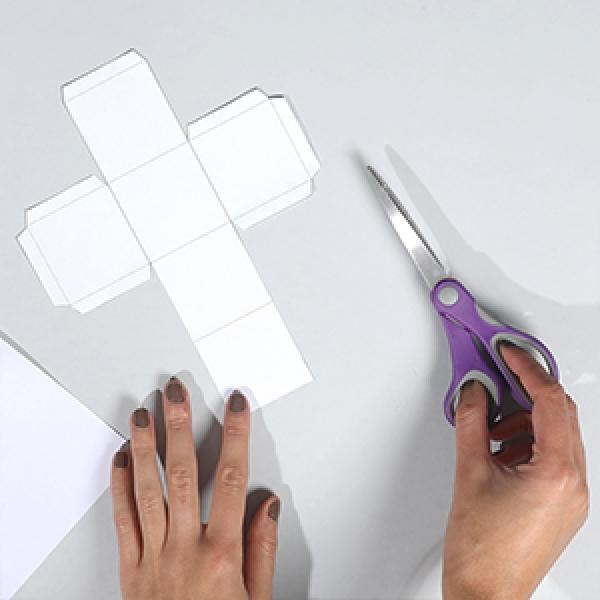 Bostik DIY Singapore Ideas That Stick Self Esteem Dice step 1