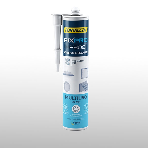 Bostik DIY Brazil Fixpro Selante Multiuso product image
