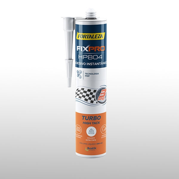 Bostik DIY Brazil Fixpro Turbo product image
