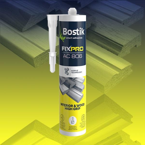Bostik DIY Estonia Fixpro Interior Wood High Grip product image