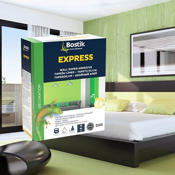 Bostik DIY Estonia Kaunistus range teaser image