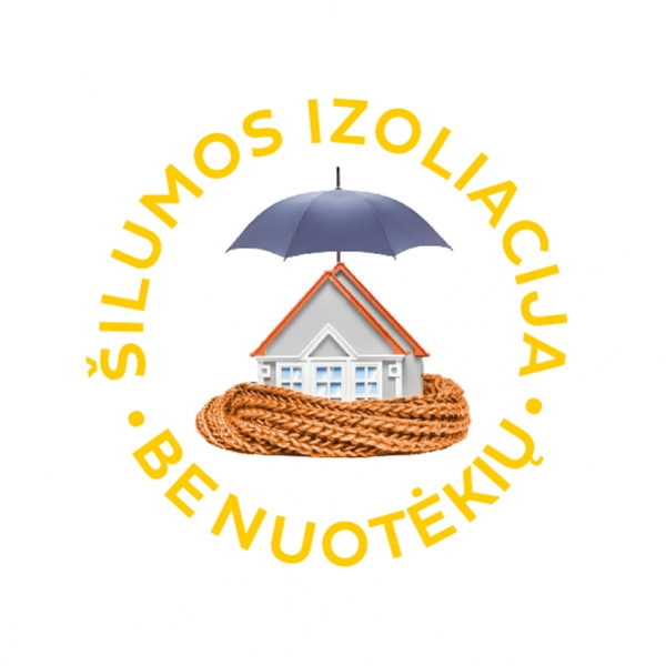 Bostik DIY Lituania Perfect Seal Pictos Thermal Orange