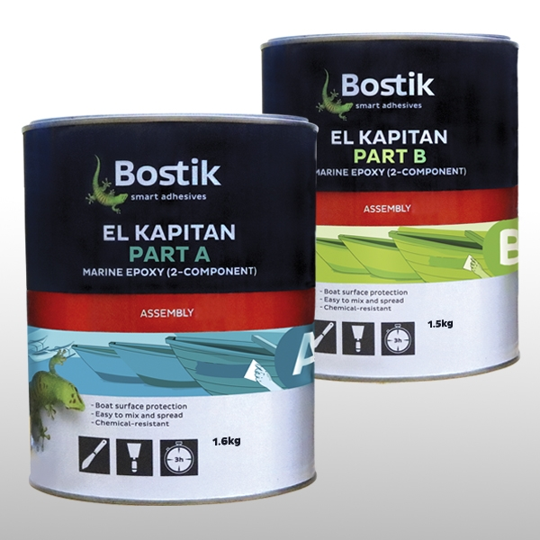 Bostik DIY Philippines Repair ElKapitan 1 Liter Product Image 600x600
