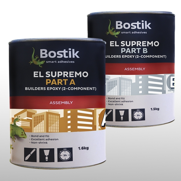 Bostik DIY Philippines Repair ElSupremo 1 Liter Product Image 600x600