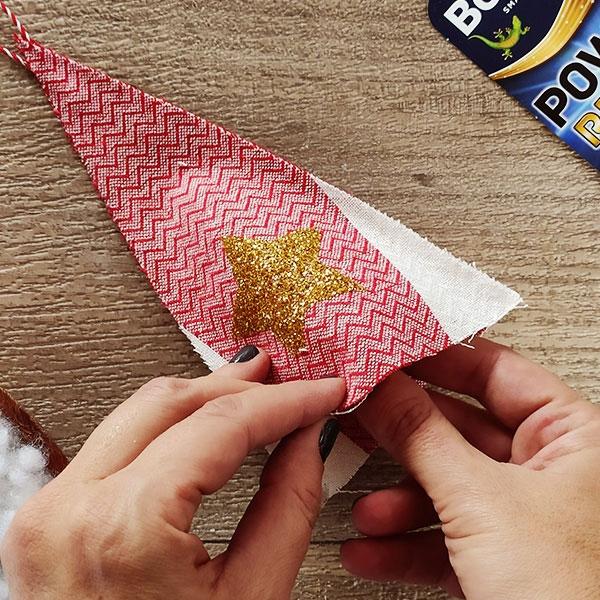 Bostik DIY Greece tutorial gemisto step 7