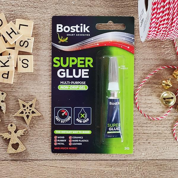 Bostik DIY Greece tutorial wooden letters step 1