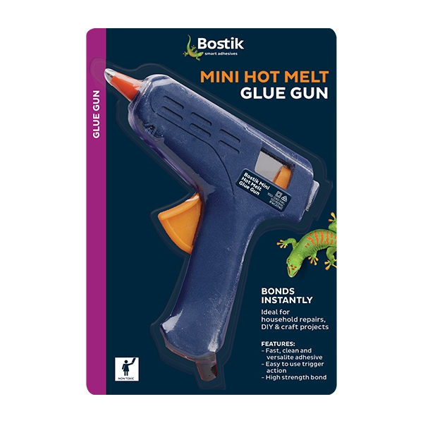 Bostik DIY Australia craft mini glue gun product image