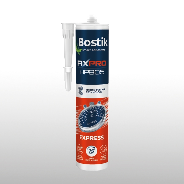 Bostik DIY Bulgaria Fixpro Express product image