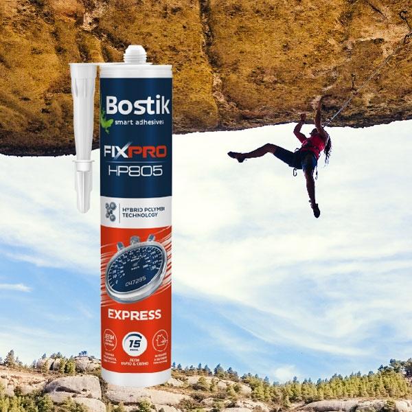 Bostik DIY Bulgaria Fixpro range teaser image