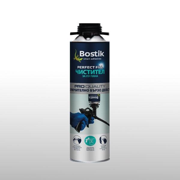 Bostik DIY Bulgaria Perfect Fill Gun Foam Cleaner product image