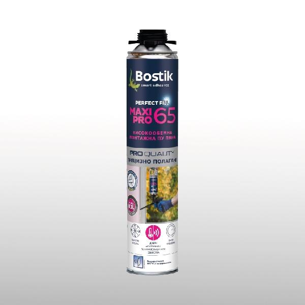 Bostik DIY Bulgaria Perfect Fill Maxi 65 Pro Foam product image