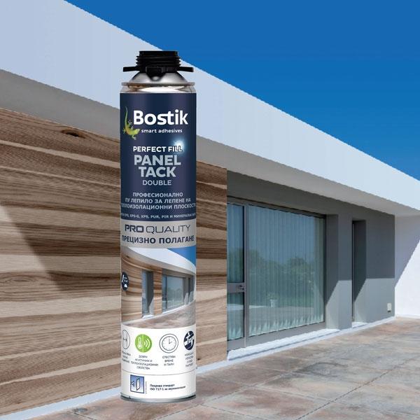 Bostik DIY Bulgaria Perfect Fill Paneltack Double product image