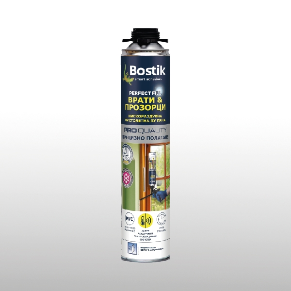 Bostik DIY Bulgaria Perfect Fill Window Door Foam Double product image