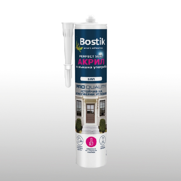 Bostik DIY Bulgaria Perfect Seal Acryl Exterior product image