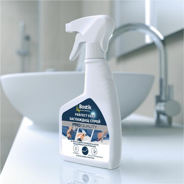 Bostik DIY Bulgaria Perfect Seal Smoothing Spray product image