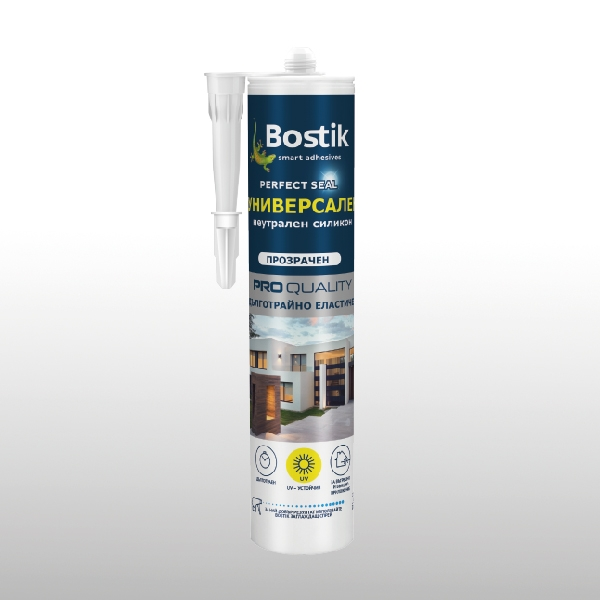 Bostik DIY Bulgaria Perfect Seal Universal Silicone product image
