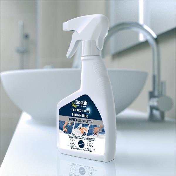 Bostik DIY Ukraine Perfect Seal smooting spray product image