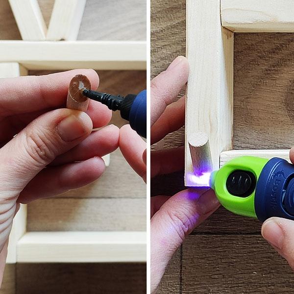 Bostik DIY Greece tutorial valentines day step 20