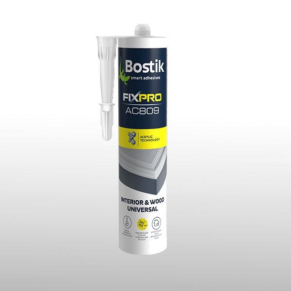Bostik DIY Ukraine Fixpro - Interior & Wood product image