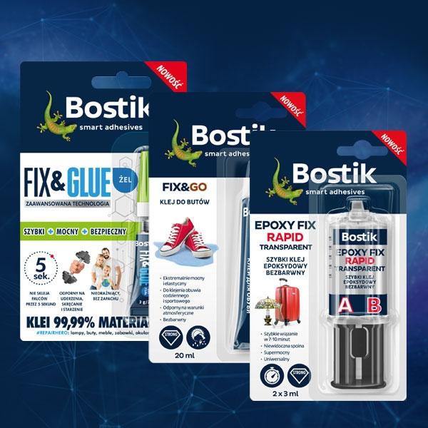 Bostik DIY Poland Repair & Assembly range teaser image