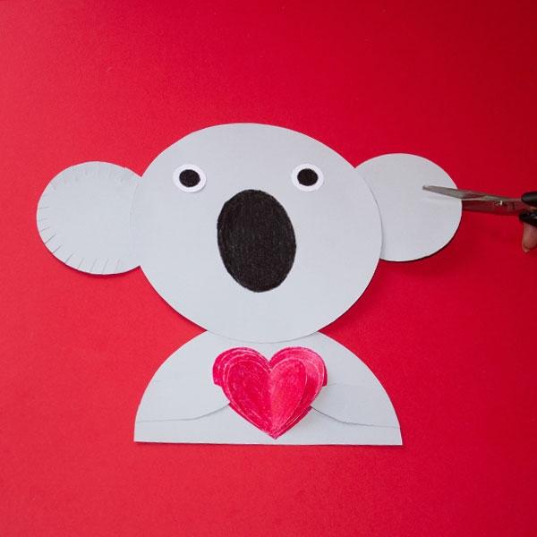 Bostik DIY South Africa Tutorial Koala step 5